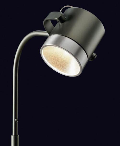 Holtkötter Aura S Platin, Reflektor Aluminium
