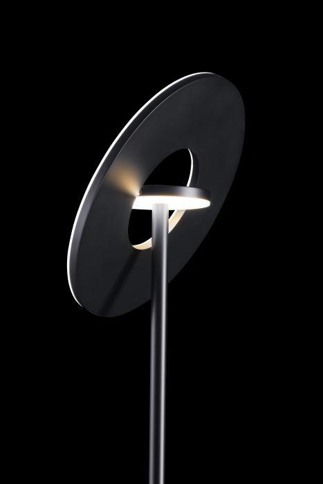 Holtkötter Nova einstellbarer Leuchtenkopf in Schwarz