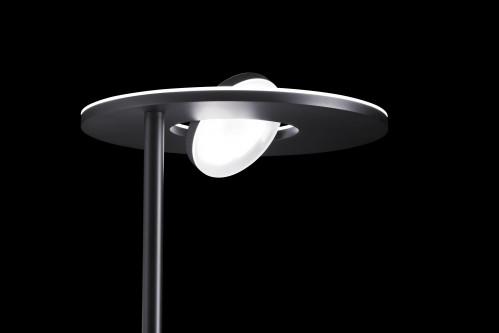 Holtkötter Nova Oog einstellbarer Leuchtenkopf in Schwarz