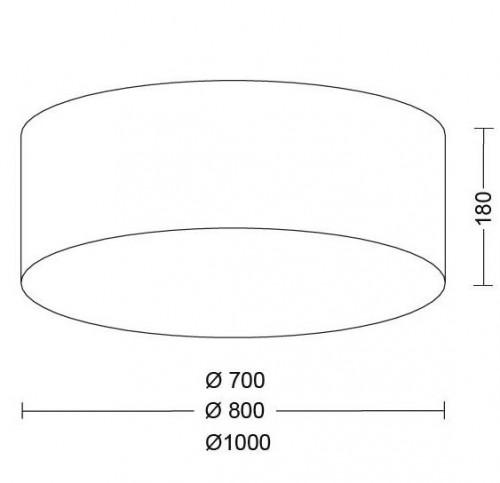 Holtkötter Vita 6 100cm Grafik