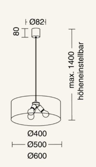 Holtkötter Vita P 50cm Grafik