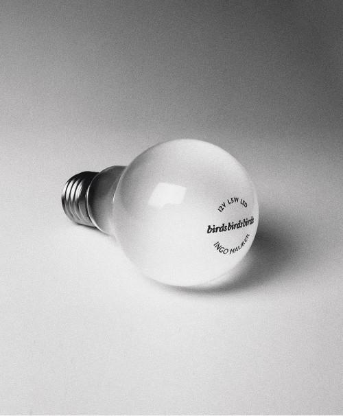 Ingo Maurer Birdie LED Leuchtmittel