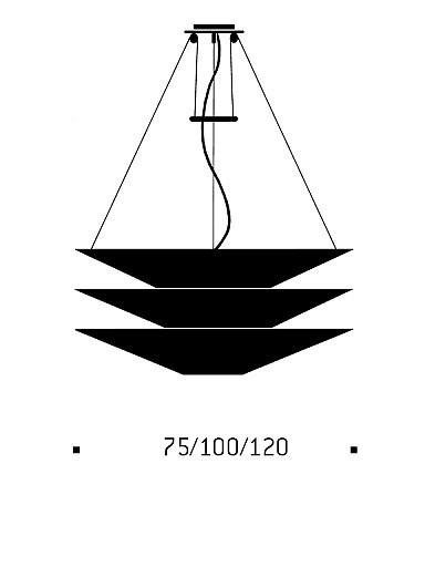 Ingo Maurer - Floatation 2 Grafik