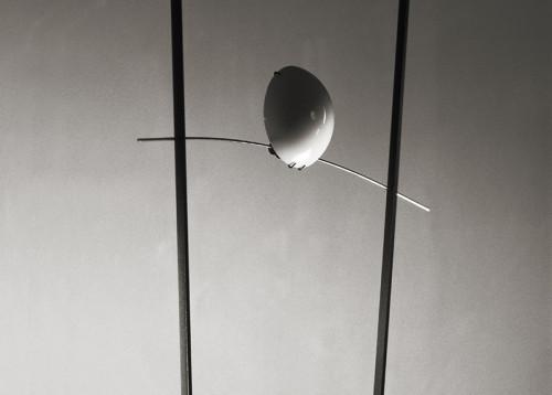 Ingo Maurer Ilios Leuchtenkopf