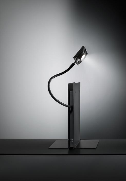 Ingo Maurer LEDs Oskar schwarz