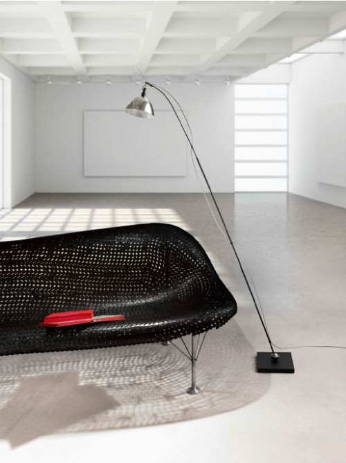 Ingo Maurer Max Floor aluminium