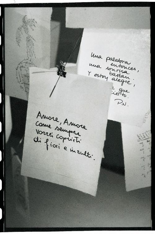 Ingo Maurer Zettel'z 5 bedruckte Zettel