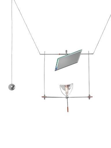 Ingo Maurer Yayaho Element 2 mit Spiegel
