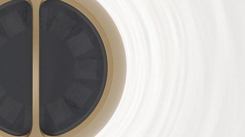 IP44.DE Aqu M gold Solarpanel