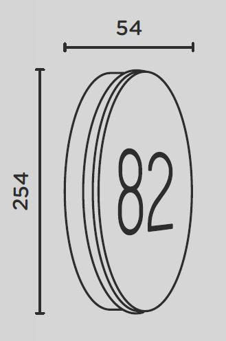 IP44.DE Lisc Number Grafik