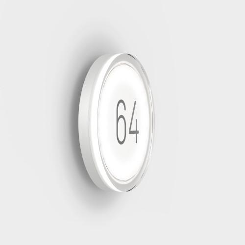 IP44.DE Lisc Number weiß