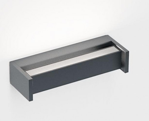 IP44.DE Slat One Wand anthrazit