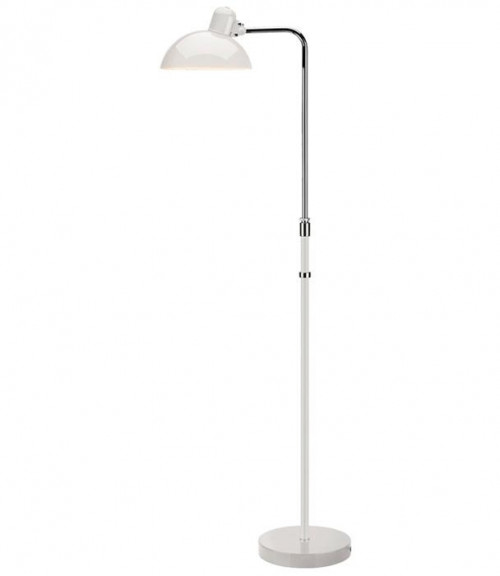 Kaiser Idell 6580-F Luxus Stehleuchte weiß