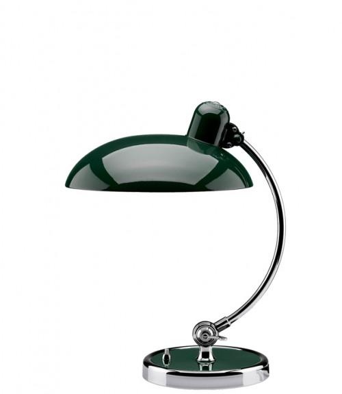 Kaiser Idell 6631 Luxus Tischleuchte grün