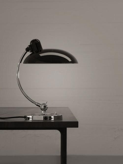Kaiser Idell 6631 Luxus Tischleuchte schwarz