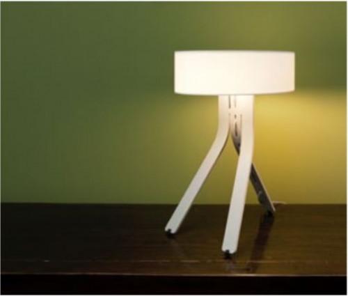 Byok Fino ivory-coloured aluminum matt