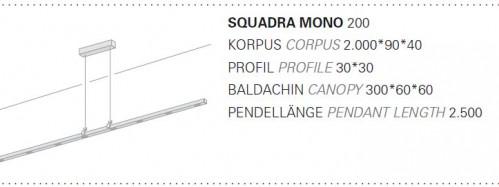 Byok Squadra Mono 200 Grafik