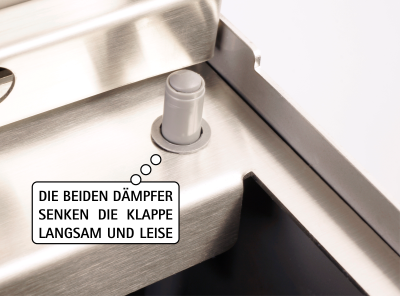 Keilbach - Briefkasten Glasnost Dämpfung