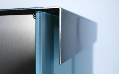 Keilbach - Briefkasten Glasnost Detail