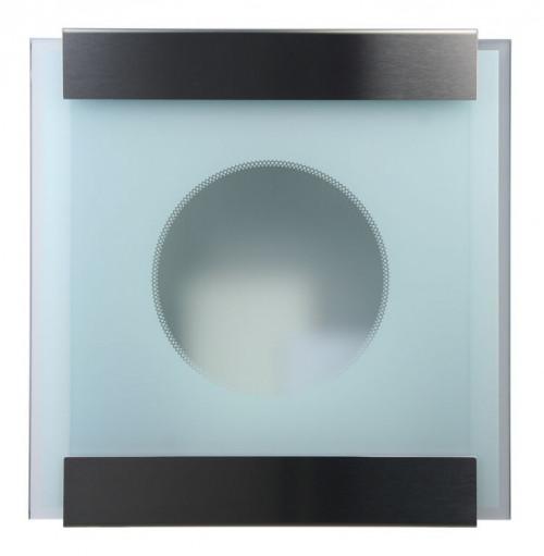 Keilbach - Briefkasten Glasnost bedrucktes Glas Ausführung one dot