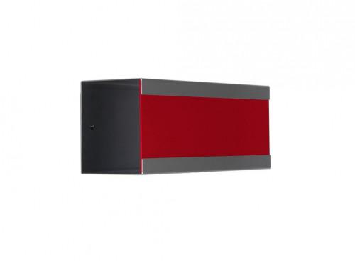 Keilbach - Zeitungsbox Color rot