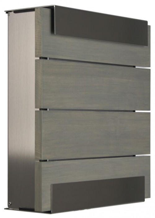 Keilbach Glasnost Holz, Ausführung grey