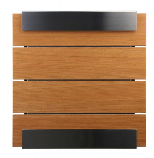 Keilbach Glasnost Holz, Ausführung oak