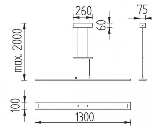Knapstein CLEO-G 130 Grafik