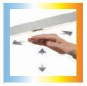 Knapstein SARA-40 Gestensteuerung inkl. Einstellung der Lichtfarbe