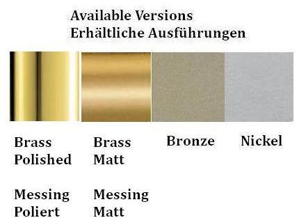 Knapstein GRIT-30 Farbtafel