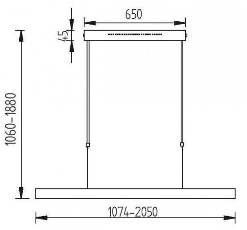 Knapstein LARA-205 Grafik