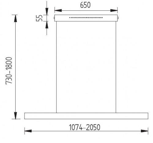 Knapstein LARA-L205 Grafik