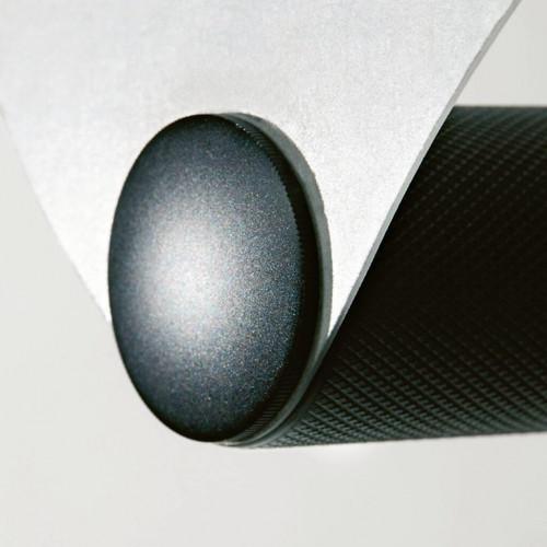 Less'n'more Stereo-SL Leuchtenköpfe schwarz mit Lichtsegel