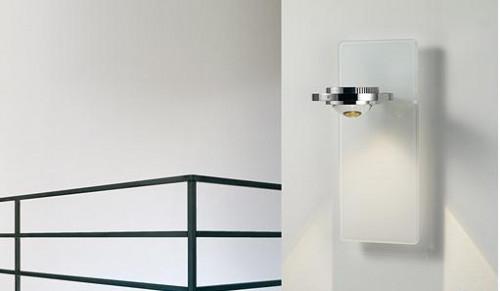 licht im raum ocular wandleuchte glas serie 100 led wandleuchten im designleuchten shop. Black Bedroom Furniture Sets. Home Design Ideas