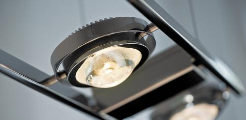 Licht im Raum Ocular 4 LED Linsenoptik