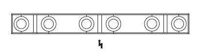 Licht im Raum Ocular 6 Niedervolf Grafik