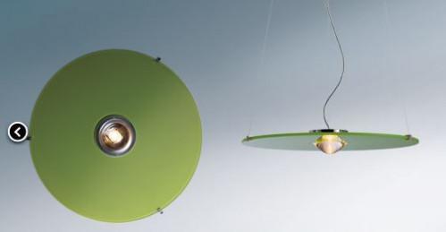 Licht im Raum Solo Super Grün