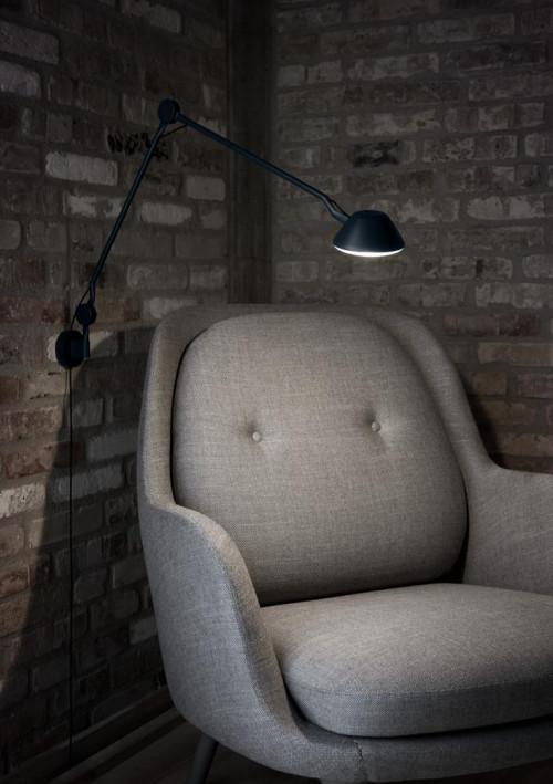 Lightyears AQ01 Wall schwarz