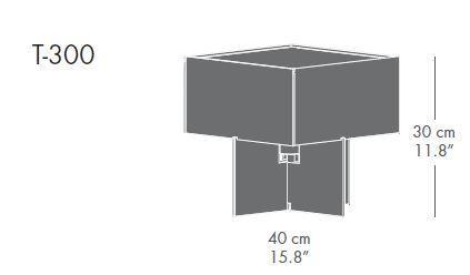 Lightyears Cross-Plex T-300 Grafik