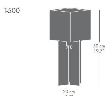 Lightyears Cross-Plex T-500 Grafik