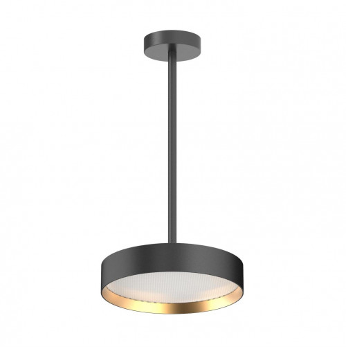 Loom Design Lucia 35 Pendant Rod schwarz / gold