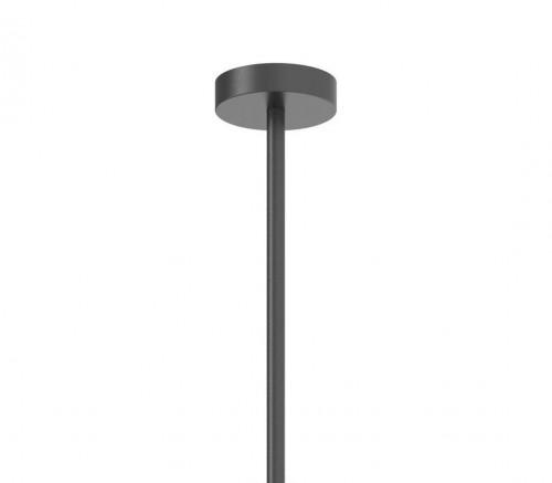 Loom Design Lucia 60 Pendant mit Leuchtenstab schwarz (Version nur auf Anfrage)