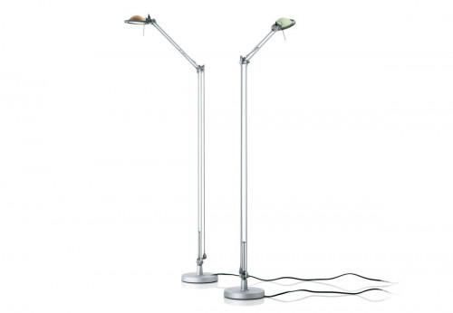 Luceplan Berenice Terra Aluminium Reflektor Messing und grün