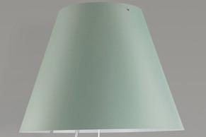 Luceplan Costanza Ersatzschirm seegrün
