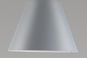 Luceplan Costanza Ersatzschirm betongrau