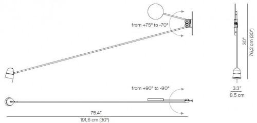 Luceplan Counterbalance Grafik