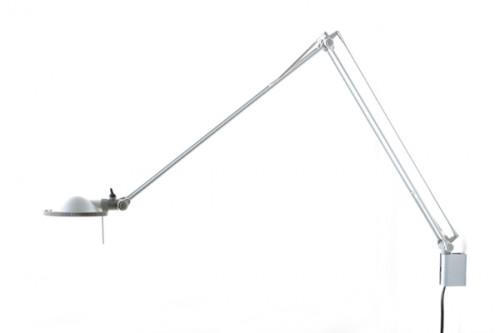 Luceplan Berenice Parete Piccola Aluminium Reflektor weiß