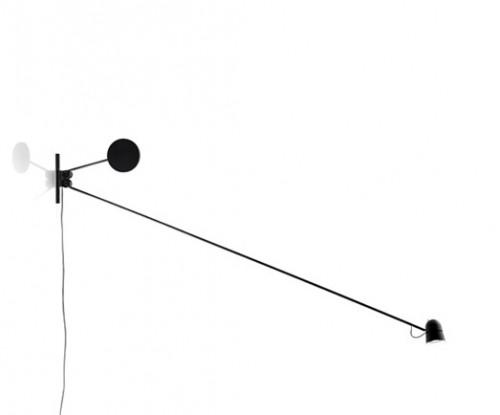 Luceplan Counterbalance schwarz