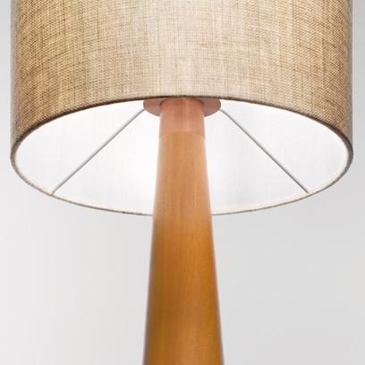Lumini Baju Leuchtenschirm und Leuchtenfuß