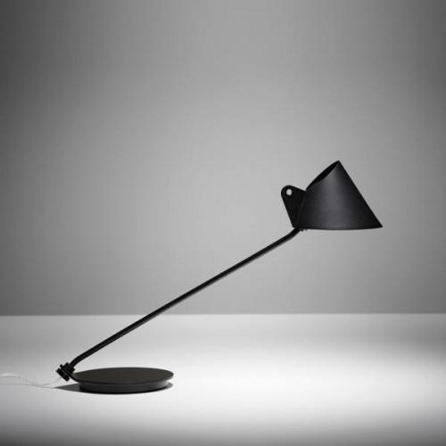 Lumini Ginga LED matt schwarz